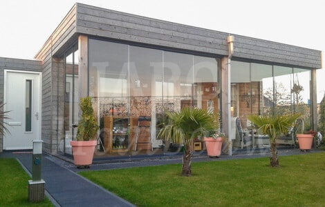 Levensloopbestendige woning bouwen jaro houtbouw for Goedkope prefab woningen