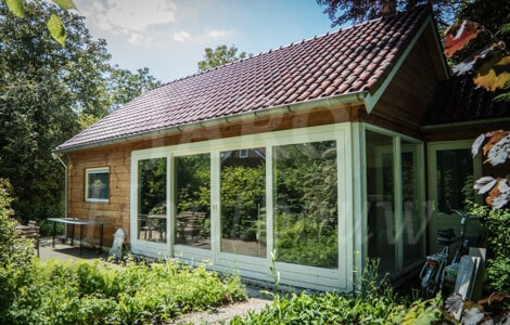 Mantelzorgwoning in Hollandsche Rading