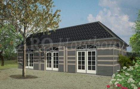 Mantelzorgwoning in Elst